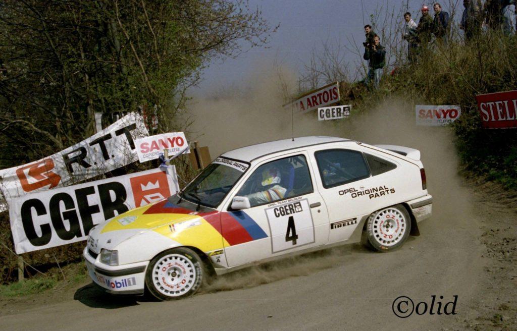 Opel Team Belgium Kadett