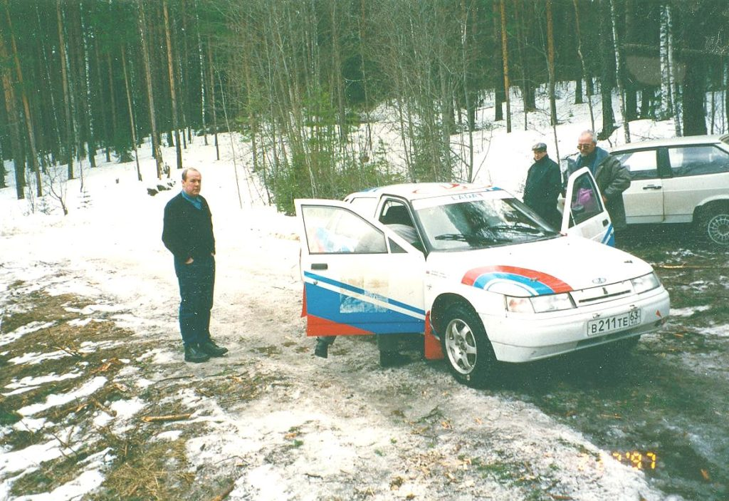 Lada Rally Team 1