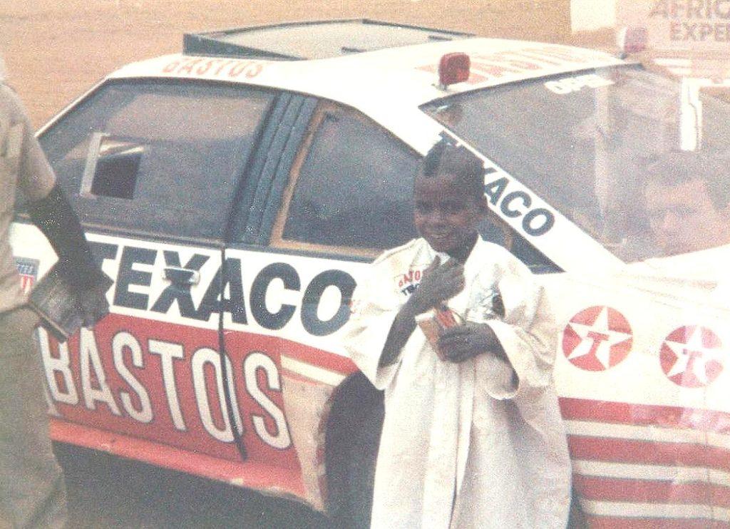 Paris-Dakar Manta 400 2