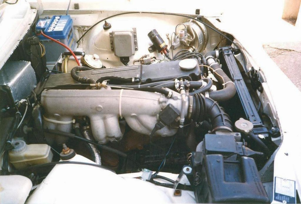 BTR 3 litre Manta