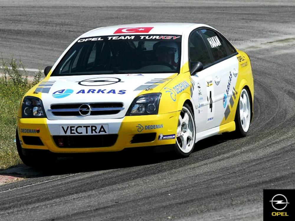 Opel Team Turkey Vectra