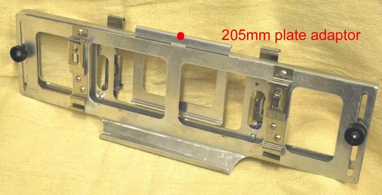 TPH-1 Trade Plate Holder
