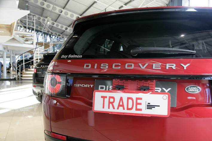 Picture8. DVLA quietly issued revised trade plate ... & Info u0026 Dowloads - Easy Fit Trade Plates - BTR Prep