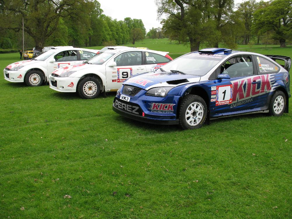 VK3+JLT Focus WRC